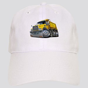Mack Dump Truck Yellow Cap