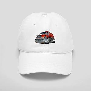 Mack Dump Truck Red Cap