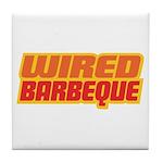WiredBarbeque Tile Coaster