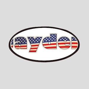 American Jayden Patches
