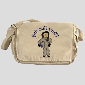 Light Astronaut Messenger Bag