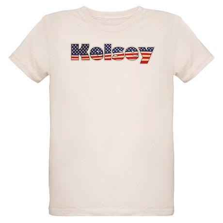 American Kelsey Organic Kids T-Shirt