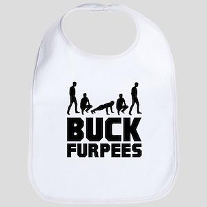 Buck Furpees Burpees Fitness Bib