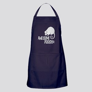 Awesome Possum Apron (dark)