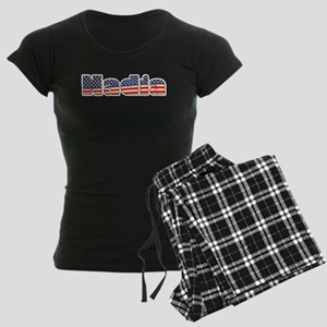 American Nadia Women's Dark Pajamas