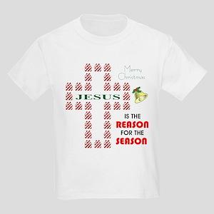 Reason For The Season Kids Light T-Shirt