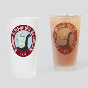MU Loch Ness Expedition Drinking Glass