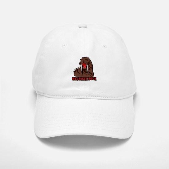Walruses Rock Walrus Baseball Baseball Cap