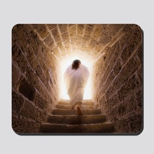 ''Resurrection of Jesus'' Mousepad