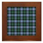 Tartan - Morrison Framed Tile
