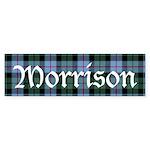 Tartan - Morrison Sticker (Bumper 10 pk)