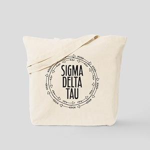 Sigma Delta Tau Arrow Tote Bag