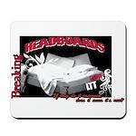 Breaking Headboards 1 Mousepad