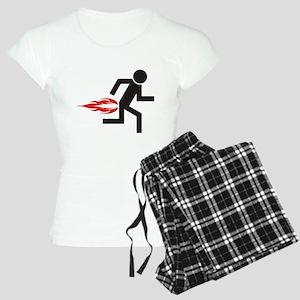Gas Man Women's Light Pajamas