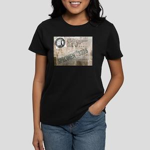 Specimen #3326 Women's Dark T-Shirt