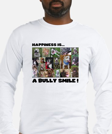 Bully Smiles! Long Sleeve T-Shirt
