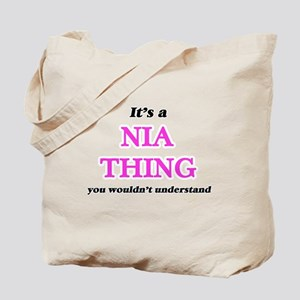 It's a Nia thing, you wouldn't un Tote Bag