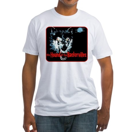 Hound of the Baskervilles Fitted T-Shirt