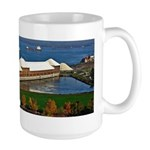 Cloverland Hydro Power Plant Large Mugs