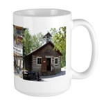 Old Bailey Schoolhouse Large Mugs