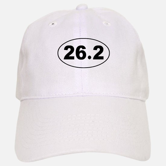26.2 Marathon Baseball Baseball Cap