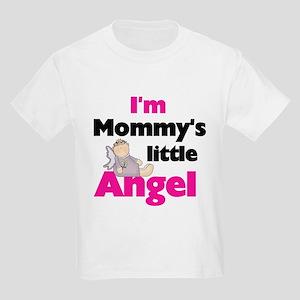 Mommy's Little Angel Kids T-Shirt