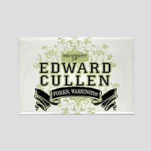 Property of Edward Cullen Rectangle Magnet