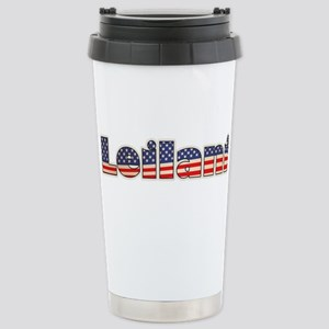 American Leilani Stainless Steel Travel Mug