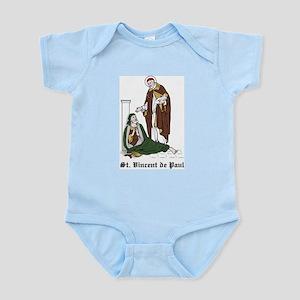 St. Vincent de Paul Infant Creeper