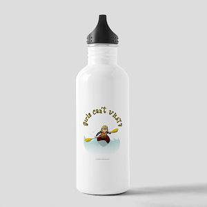 Blonde Kayaking Stainless Water Bottle 1.0L