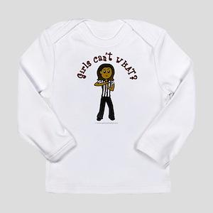 Dark Referee Long Sleeve Infant T-Shirt