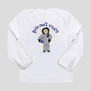 Light Astronaut Long Sleeve Infant T-Shirt