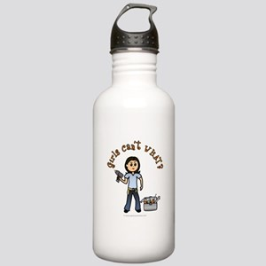 Light Do-It-Yourself Stainless Water Bottle 1.0L