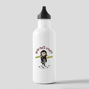 Light CSI Stainless Water Bottle 1.0L