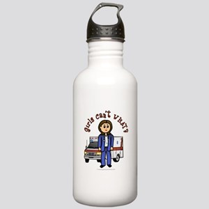 Light EMT-Paramedic Stainless Water Bottle 1.0L