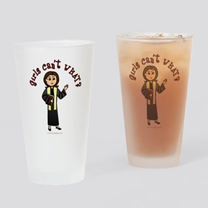 Light Preacher Drinking Glass