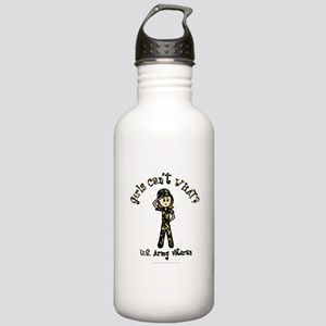 Light Army Veteran Stainless Water Bottle 1.0L