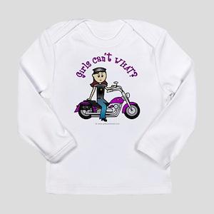 Light Biker Long Sleeve Infant T-Shirt