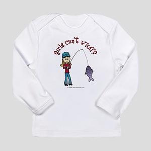 Light Fishing Long Sleeve Infant T-Shirt