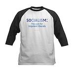 SOCIALISM: For Impotent Liberals Kids Baseball Jer