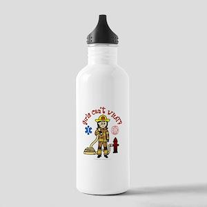 Custom Firefighter Stainless Water Bottle 1.0L