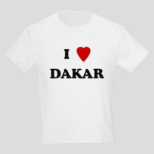 I Love Dakar Kids T-Shirt