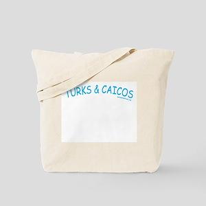 Turks & Caicos - Tote Bag