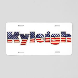 American Kyleigh Aluminum License Plate