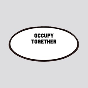 OCCUPY TOGETHER Patches