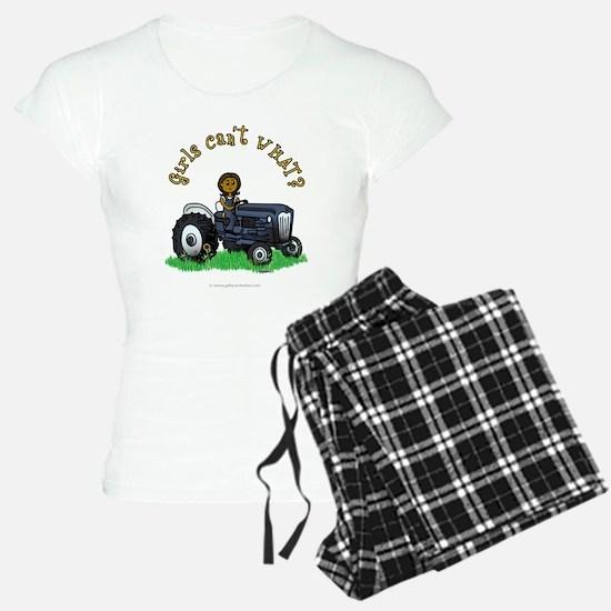 Dark Blue Farmer Pajamas