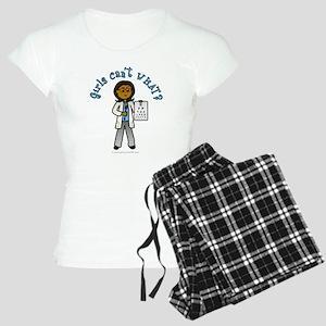 Dark Optometrist Women's Light Pajamas