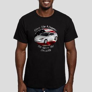 Hyundai Tiburon Men's Fitted T-Shirt (dark)