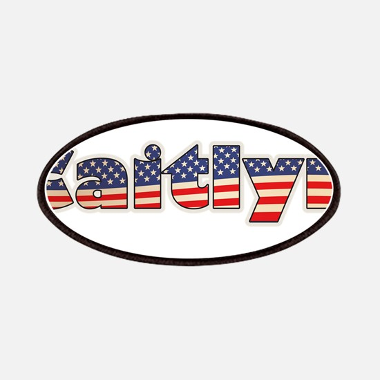 American Caitlyn Patches