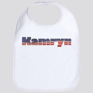 American Kamryn Bib